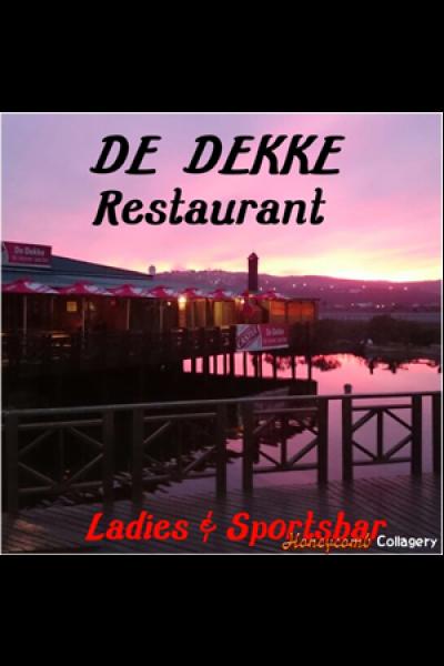 De Dekke Restaurant Ladies & Sports Bar