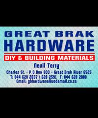 Great Brak Hardware