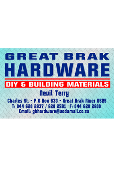 Great Brak Hardware