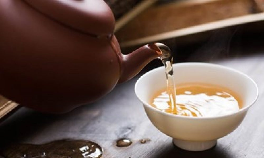 Tee en koffie ten bate van demensie